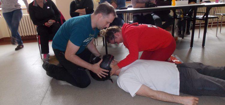 Kurz první pomoci u dopravních nehod pro veřejnost Varnsdorf