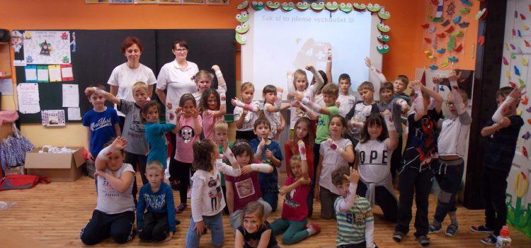 Kurz pro děti ZŠ Ludvíkovice