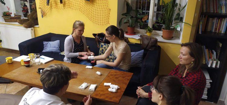 Kurz pro mateřské centrum Koťátko v Rumburku